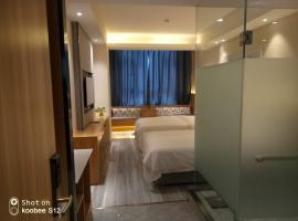 Jiahui Guesthouse, Pingliang (Huating yakınında)