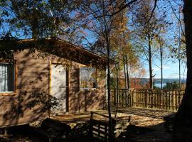 Cabañas Mas Ke Miel, Lago Ranco (Puerto Nuevo yakınında)