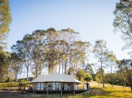 Boydell Camp, Gresford (Vacy yakınında)