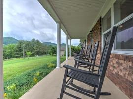 Vance View Home, Weaverville