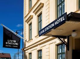 Livin Station; Sure Hotel Collection by Best Western, Эребру