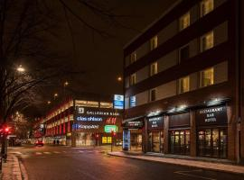Best Western Hotel City Gavle, Евле