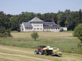 Ferienwohnung-Saydaer-Hoehe, Sayda (Wolfsgrund yakınında)