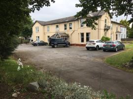 Winston manor hotel, Бристоль (рядом с городом Лангфорд)