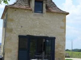 Le Pigeonnier de Château Picon, Eynesse (рядом с городом Saint-André-et-Appelles)