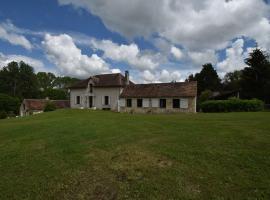 Villa La Fermette, Liglet (рядом с городом Mauvières)