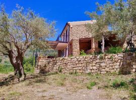 Country House La Chiana, Pettineo (Reitano yakınında)