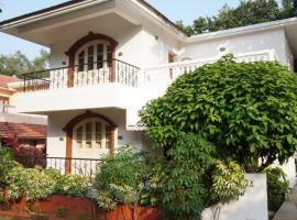 Villa with a pool in Candolim, Goa, by GuestHouser 64444