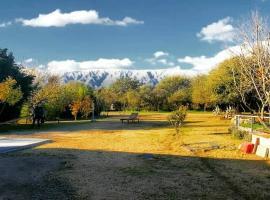 Cabañas Nuestros Padres, Merlo (Cruz de Caña yakınında)