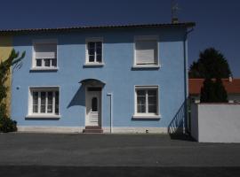 Maison de famille près de La Rochelle, Clavette