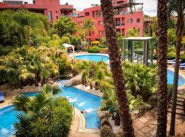Hotel Blancafort Spa Termal, Ла-Гаррига (рядом с городом L'Ametlla del Vallès)