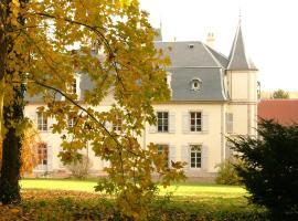 Château d'Epenoux, Pusy-et-Épenoux (рядом с городом Везуль)