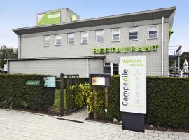 カンパニール ホテル & レストラン ブリュッセル ビルボールド, ビルボールデ (Melsbroek周辺の宿泊施設)