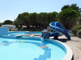 Residence Punta Spin, Grado (Fossalòn yakınında)
