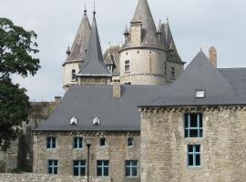 Les Roques Apartment in historical Monastery