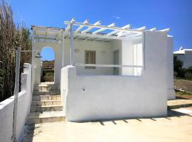 Mykonos Traditional Cycladic House, Dexamenes (рядом с городом Фтелия)
