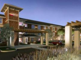 Ledgestone Hotel, Yakima