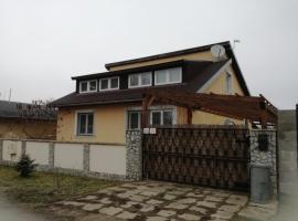 Határ-lak, Šahy (рядом с городом Kemence)