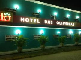 Hotel das Oliveiras, Limoeiro (Carpina yakınında)