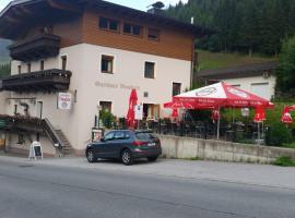 Gasthaus Vinaders, Gries am Brenner (Obernberg am Brenner yakınında)