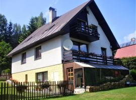 Holiday home in Svoboda nad Upou 2254, Maršov (Horní Maršov yakınında)