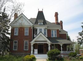 The Grand Kerr House, Grand Rapids (in de buurt van Wauseon)