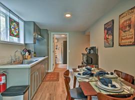 The Best Hotels And Accommodations With Breakfast In North Portland Pdx St John S Hideaway