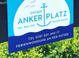 Ostsee-Ankerplatz, Zweedorf (Biendorf yakınında)