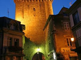 A La Porte Saint Jean, La Souterraine