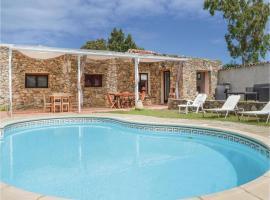 Three-Bedroom Holiday Home in Montegrosso, Montegrosso (рядом с городом Calenzana)
