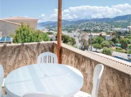 One-Bedroom Apartment in Ile Rousse