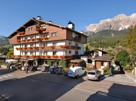 Hotel Europa, Cortina d'Ampezzo