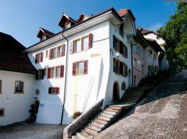Hotel Garni Altstadt, Erlach (Thielle yakınında)