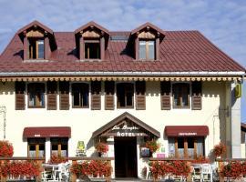 Hotel Les Bruyeres -