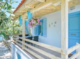 Blue Sea Paradise