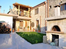 Villa Axenti, Roufás (рядом с городом Agios Thomas)