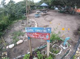 Camping Filhos da Floresta, Vale do Capao (Cruz yakınında)