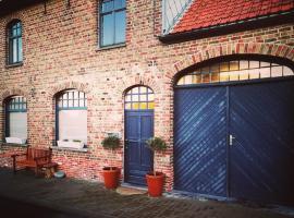 The Old Butchery, Mannekensvere