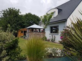 Les mimosas, Баден (рядом с городом Larmor-Baden)