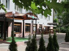 Hotel Welcome inn, Velikiy Novgorod