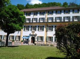 Carea Hotel Furstenhof, Haigerloch (Starzach yakınında)