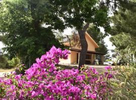 La casa in collina, Dolianova (Monastir yakınında)