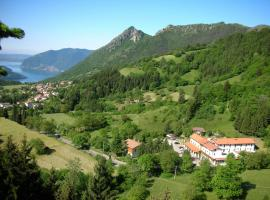 Hotel Conca Verde, Zone