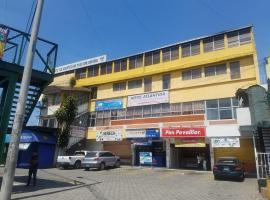 Hotel Atlántida, Гватемала (рядом с городом Сабана-Арриба)