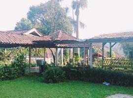 Siska's Villa, Cimacan (рядом с городом Gegarbentang)