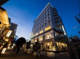 スーパーホテル京都四条河原町
