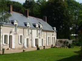 La Blinerie, Sambin (рядом с городом Fougères-sur-Bièvre)