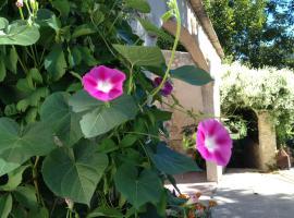 le Mas de la Jardine, Velleron