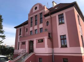 villa Gross-Nádražní 320 Ostrov, Ostrov (Radošov yakınında)