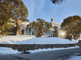 Breathtaker All Suite Hotel & Alpine Spa Retreat, Mount Buller